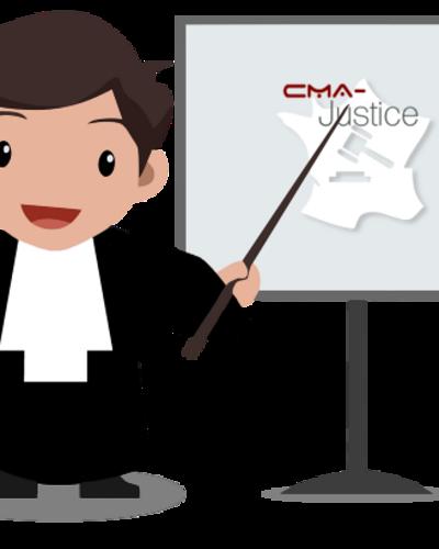 Avec CMA-Justice régler vos problèmes juridiques en quelques clics !