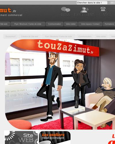 TouZaZimut à Brest (et à Rennes)